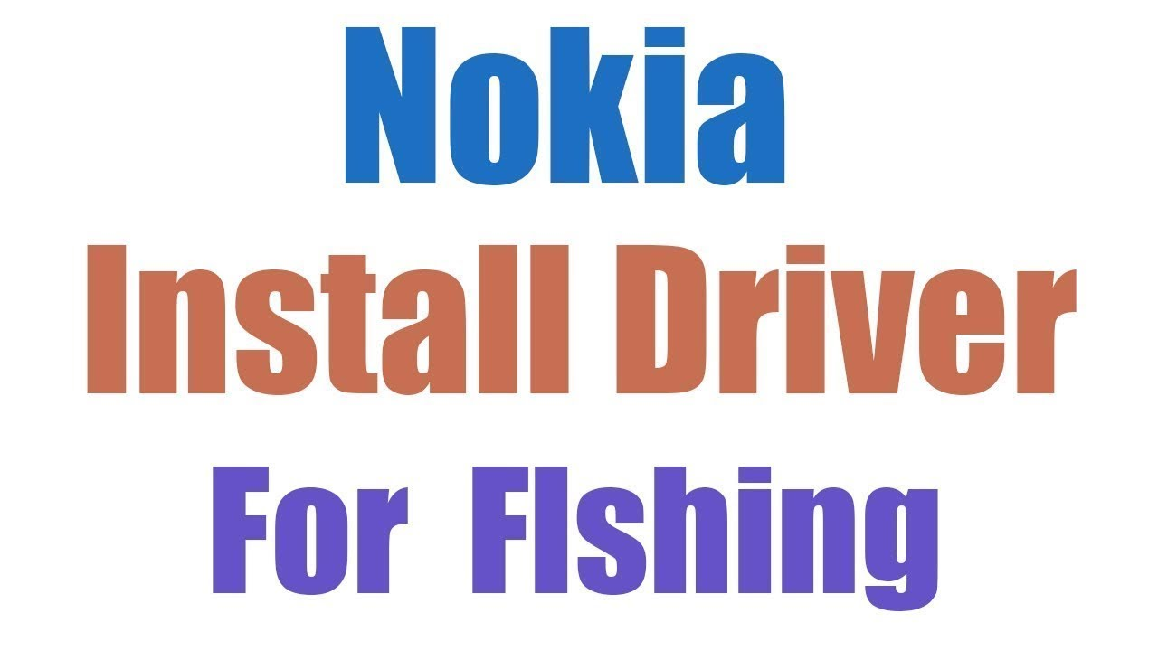 nokia-usb-flashing-driver