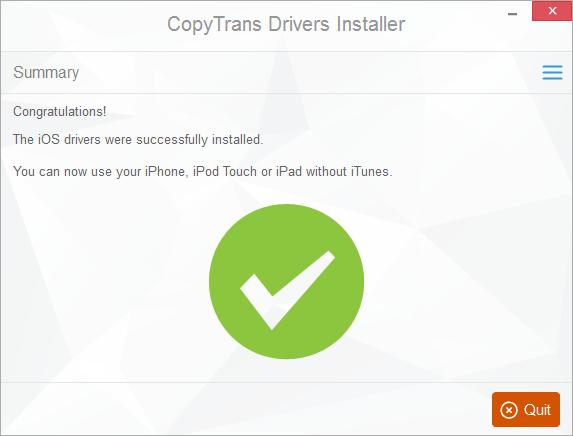 copytrans-drivers-installer